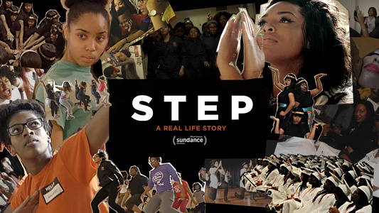 step - poster