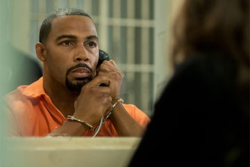 "Omari Hardwick in ""Power"" - Season 4, Ep 1 ""When I Get Out"" (Starz)"