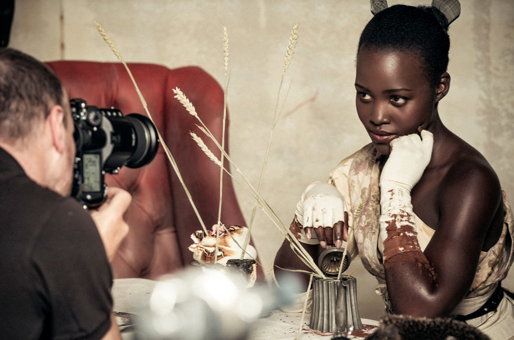 Lupita Nyong'o, Mexican-Kenyan actress: The Dormouse