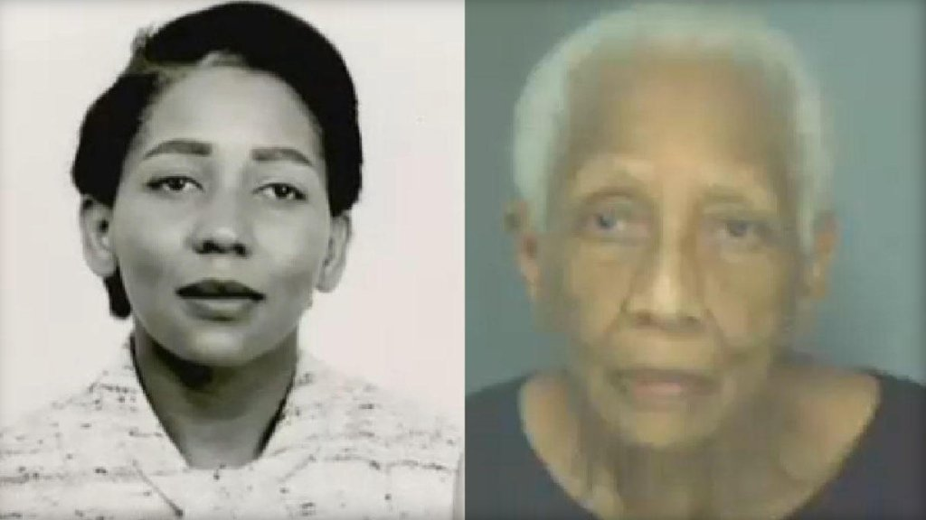 Jewel Thief Doris Payne then and now