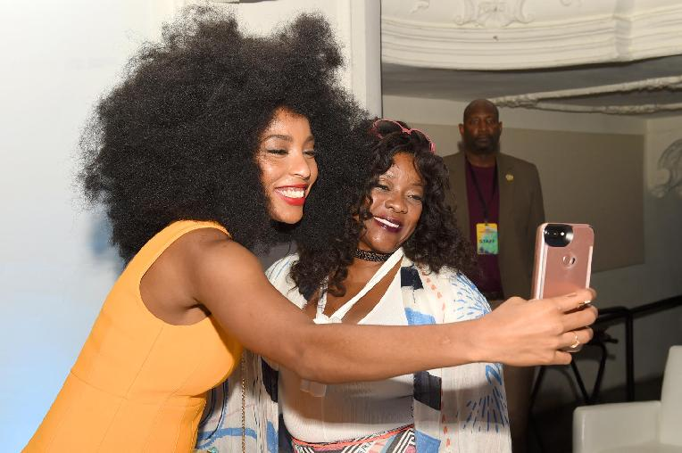 2017 essence - netflix (jessica williams & loretta devine)