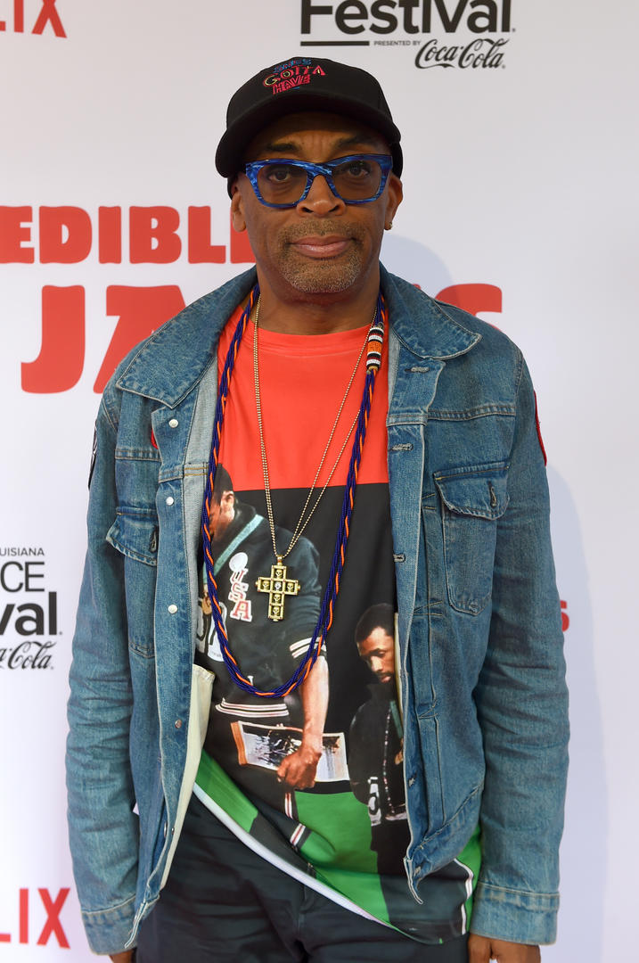 spike lee at 2017 essence festival