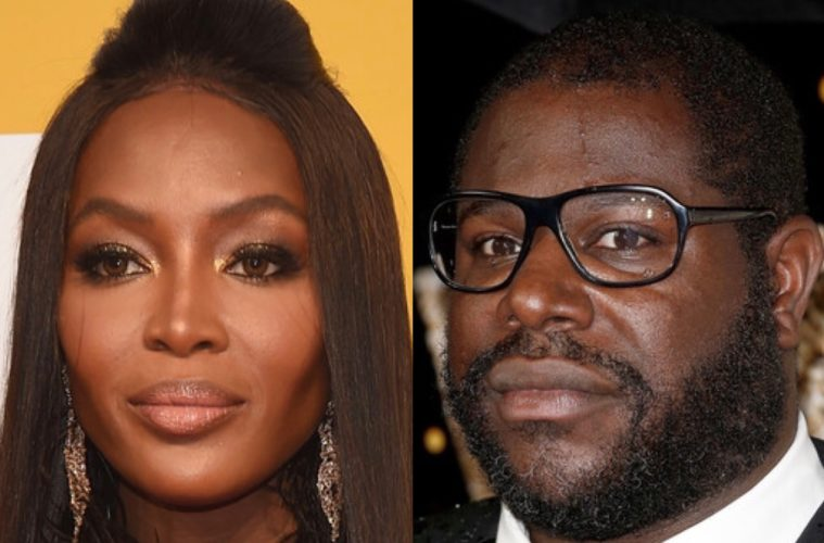 Naomi Campbell and Steve McQueen named contributing editors of Vogue