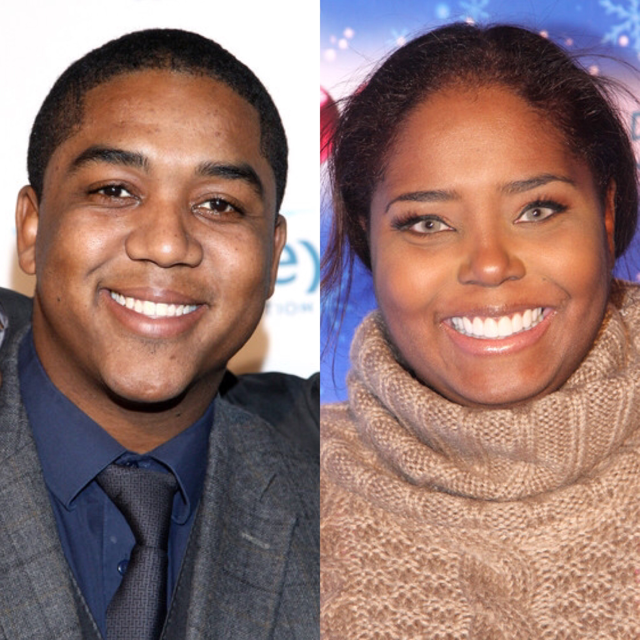 Chris Massey and Shar Jackson