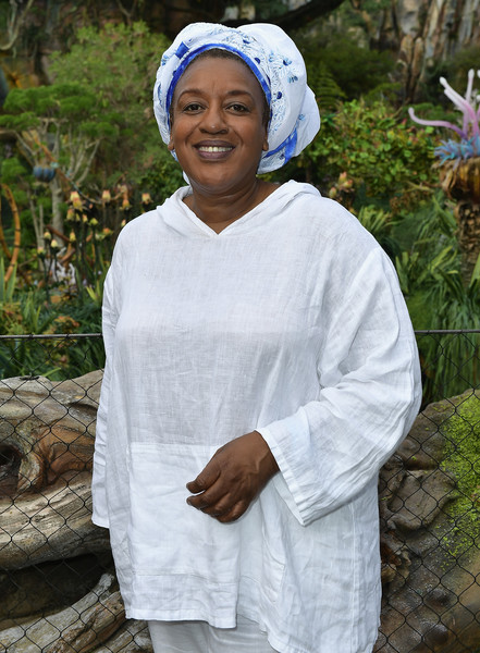 C. C. H. Pounder attends the Pandora The World Of Avatar Dedication at the Disney Animal Kingdom on May 23, 2017 in Orlando, Florida.