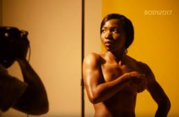 ESPN Body issue 2017 Novlene Williams-Mills