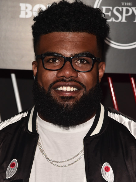 NFL player Ezekiel Elliott attends the BODY at The EPYS Pre-Party at Avalon Hollywood on July 11, 2017 in Los Angeles, California.