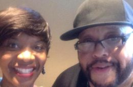 steffanie rivers and fred hammond