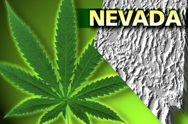 Nevada approves 1st recreational pot distributor