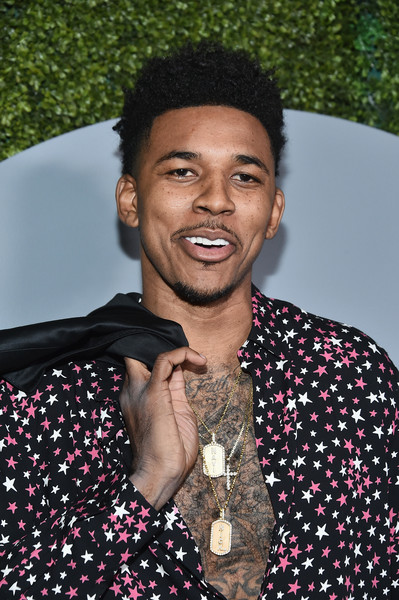 NBA player Nick Young attends the 2016 GQ Men of the Year Party at Chateau Marmont on December 8, 2016 in Los Angeles, California.
