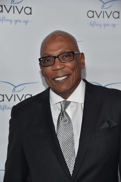 Honoree Paris Barclay attends Aviva Family And Children's Services' A Gala at the Beverly Wilshire Four Seasons Hotel on May 13, 2017 in Beverly Hills, California.