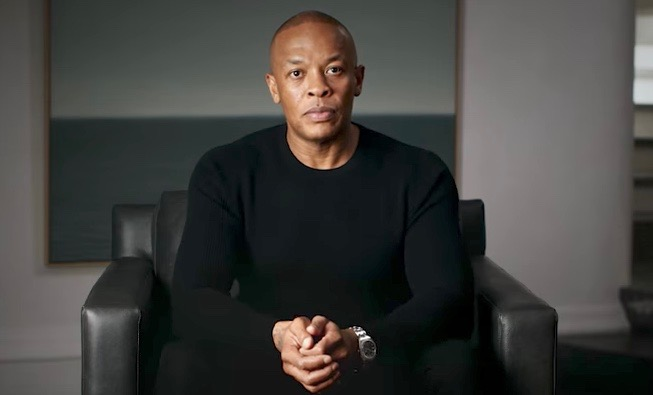 """Dr. Dre in HBO's """"The Defiant Ones"""""""