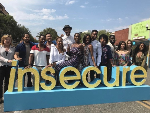 """HBO's """"Insecure"""" block party - Inglewood, Calif. (June 15, 2017)"""