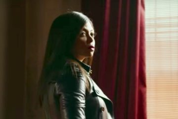 Taraji P. Henson in 'Proud Mary""
