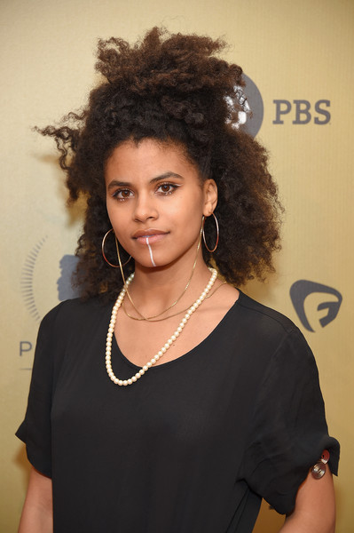 Zazie Beetz attends The 76th Annual Peabody Awards Ceremony at Cipriani, Wall Street on May 20, 2017 in New York City.