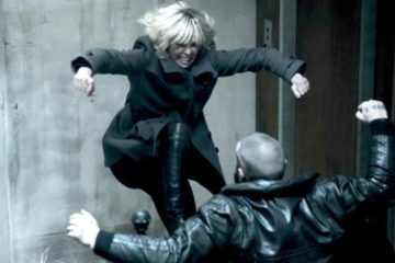 charlize theron - atomic blonde