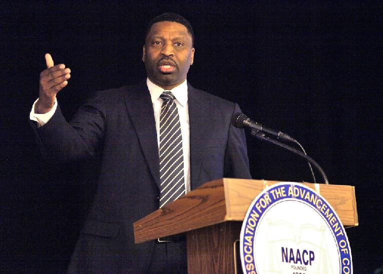 derrick johnson - naacp