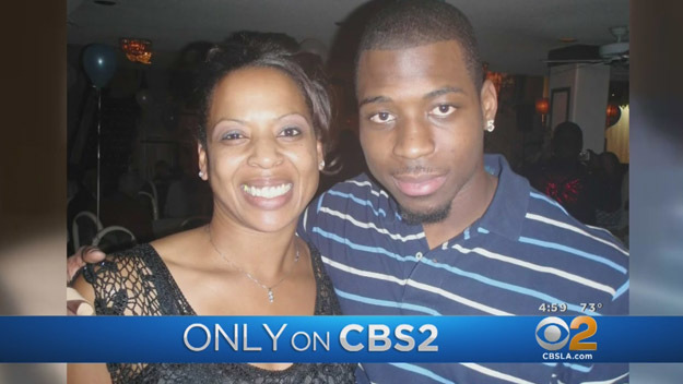 devon hall & mother