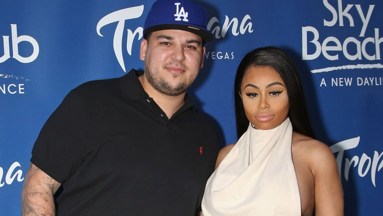 Blac Chyna legal team pursuing action against Rob Kardashian over 'revenge porn'