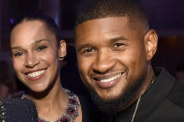 grace miguel & usher