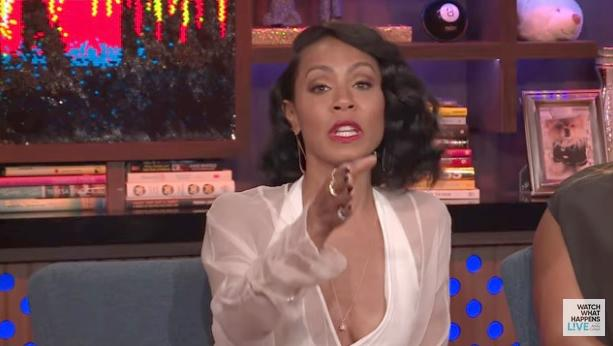 Jada Pinkett Smith Addresses Those Swinger Rumors: 'I Wish'