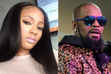 jocelyn savage & r kelly