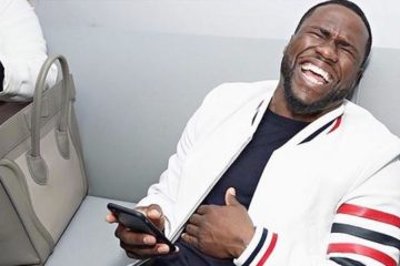 kevin hart - response pic (instagram) to cheating report