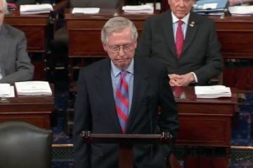mitch mcconnel - screenshot