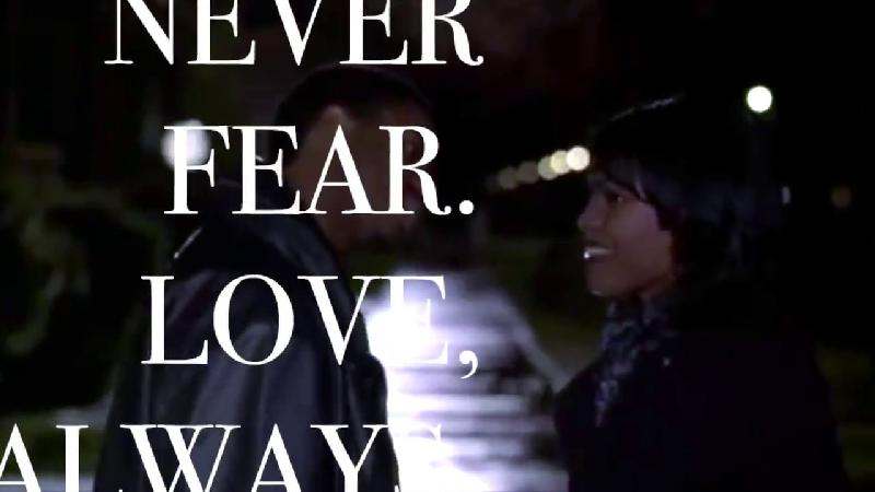 never fear - love always