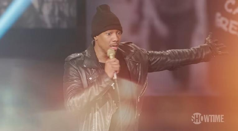nick cannon - screenshot- stand up don't shoot
