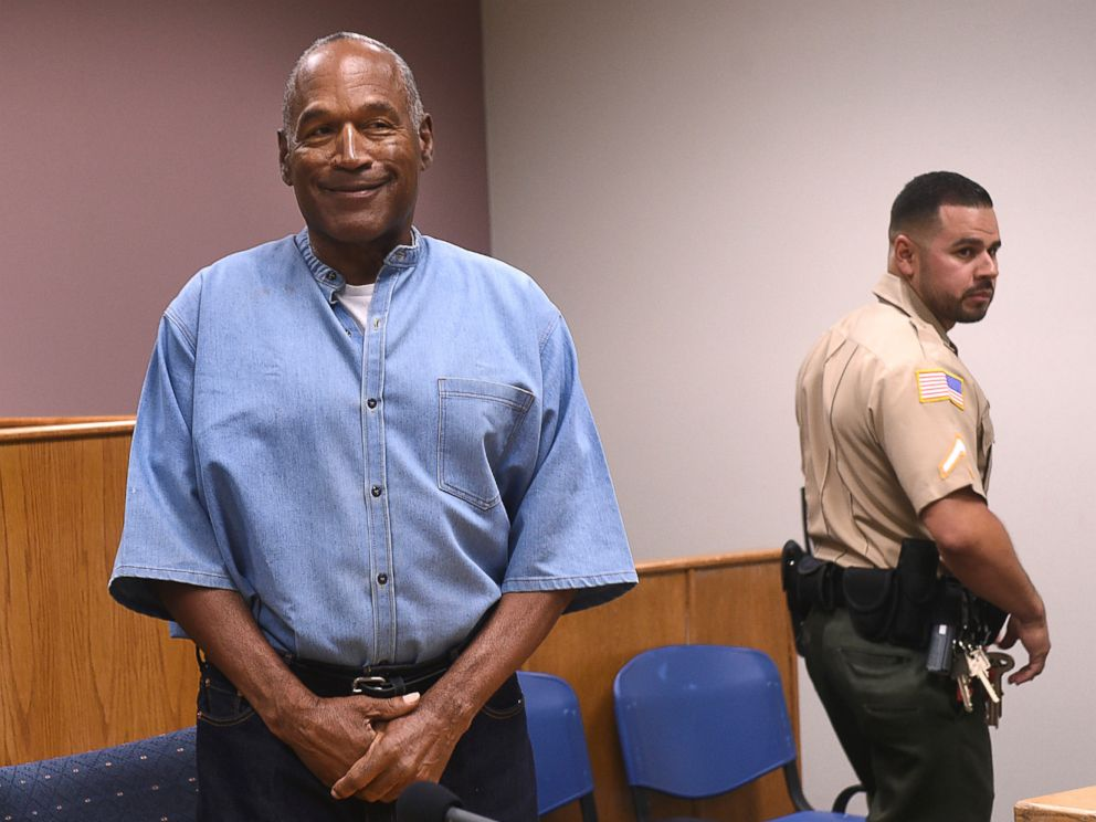 oj simpson at 2017 parole hearing