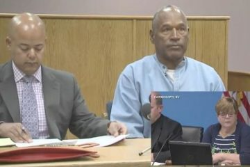 oj simson parole hearing - screenshot