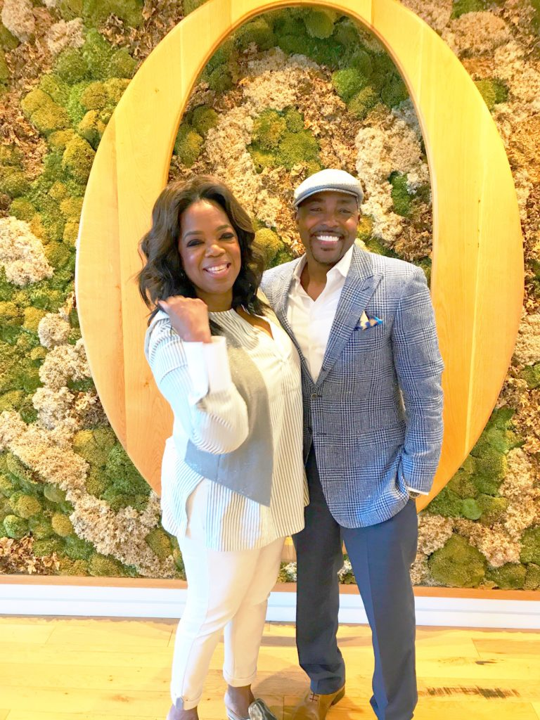 oprah winfrey & will packer