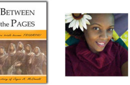 between the pages, thais sherell j, global issues
