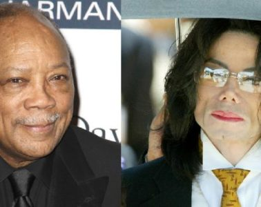 quincy jones & michael jackson