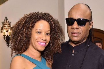 stevie wonder & tomeeka robyn bracy