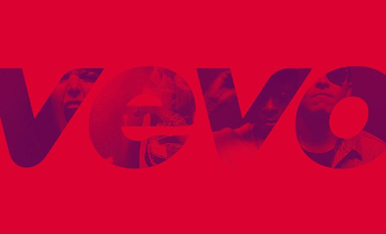 vevo logo - with people