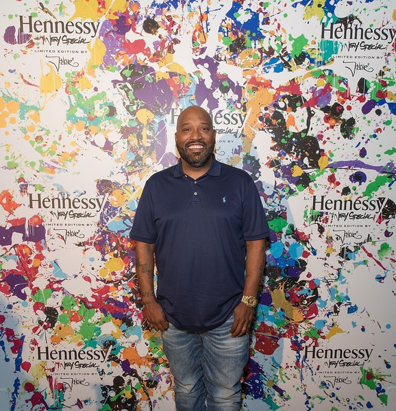 Texas native Bun B, attends Hennessy V.S Limited Edition JonOne launch party at Native Hostel on July 18, 2017 in Austin, Texas.