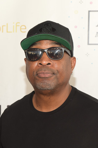 "Rapper Chuck D attends ""Midnight At The Oasis"" Annual Art For Life Benefit hosted by Russell Simmons' Rush Philanthropic Arts Foundation at Fairview Farms on July 15, 2017 in Water Mill, New York"