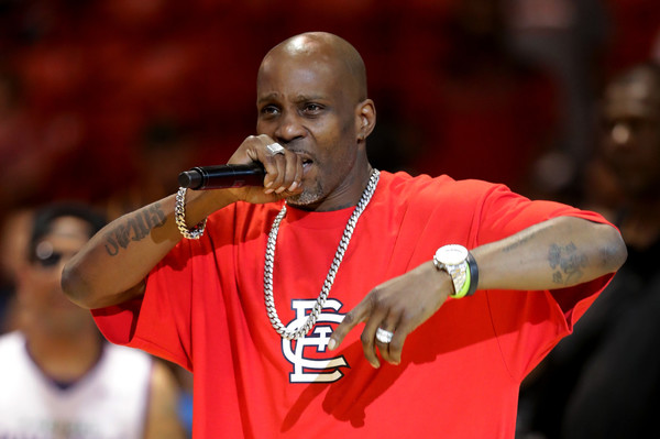 DMX Free From House Arrest In Exchange For Entering Drug Program