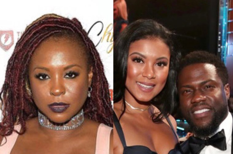 Kevin Hart's ex-wife baffled by Eniko's Instagram slam