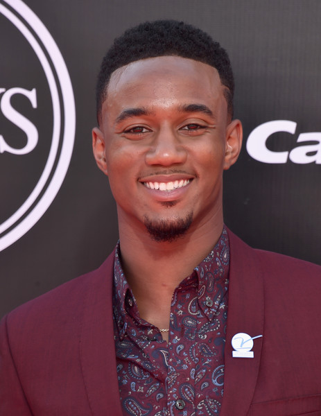 Actor Jessie T. Usher attends the 2016 ESPYS at Microsoft Theater on July 13, 2016 in Los Angeles, California.