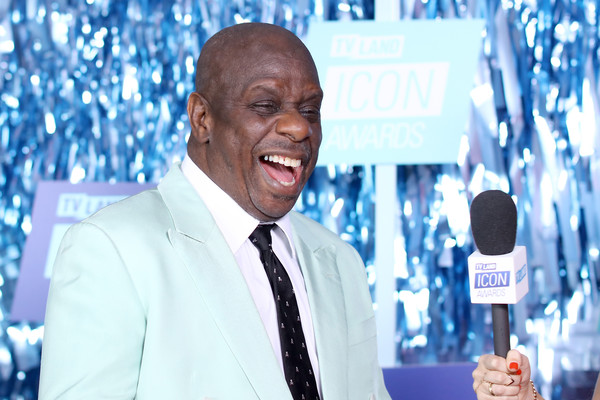 Actor Jimmie Walker attends 2016 TV Land Icon Awards at The Barker Hanger on April 10, 2016 in Santa Monica, California.