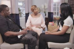 """Iyanla Vanzant with rapper Turk and his wife Erica on """"Iyanla, Fix My Life"""" (OWN)"""