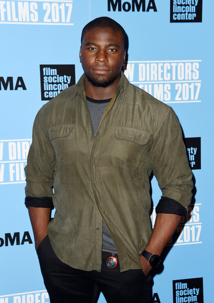 Actor Okieriete Onaodowan attend the closing night of 2017 New Directors/New Films at Walter Reade Theater on March 25, 2017 in New York City.