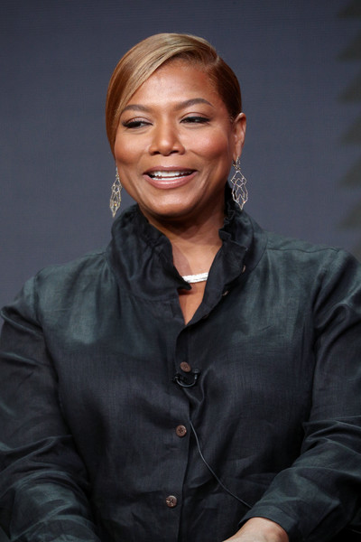 Actor Queen Latifah of 'Star' speaks onstage during the FOX portion of the 2017 Summer Television Critics Association Press Tour at The Beverly Hilton Hotel on August 8, 2017 in Beverly Hills, California.