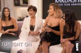 Keeping Up With the Kardashians 10-Year Anniversary Special - E!