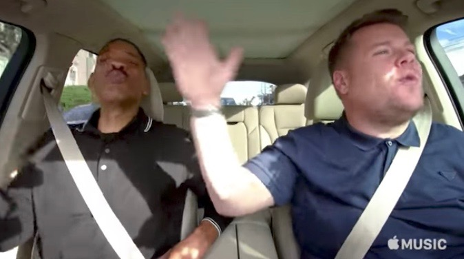 Late Linkin Park Singer Filmed 'Carpool Karaoke' Episode Before Death