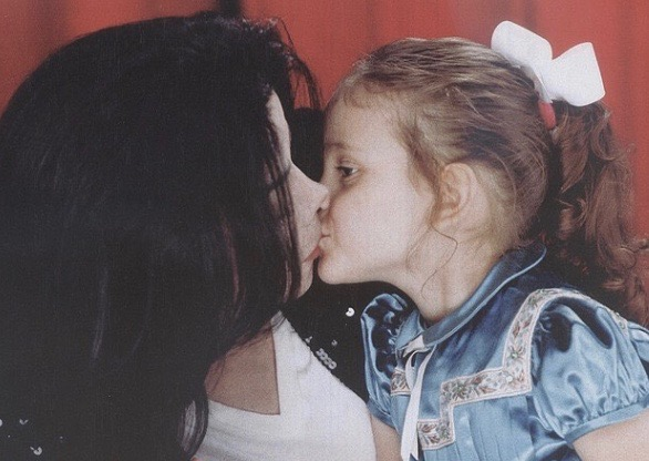 Paris Jackson Shares Sweet Tribute To Michael Jackson On His Birthday