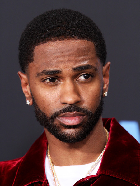 Big Sean at the 2017 BET Awards at Microsoft Square on June 25, 2017 in Los Angeles, California.